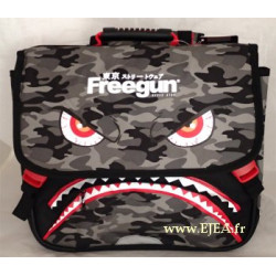 Cartable Freegun Monster