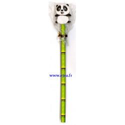 Crayon à papier Panda joyeux