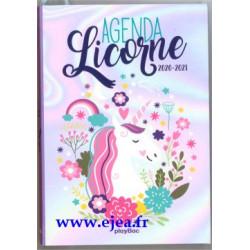 Agenda scolaire Licorne...