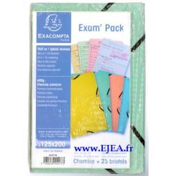 Exam Pack Mini Chemise et...