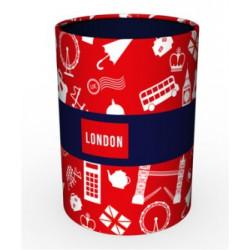 London pot à crayon