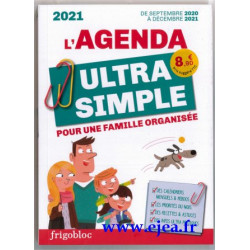 L'agenda ultra simple pour...