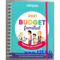 Budget Familial 2021 Mémoniak