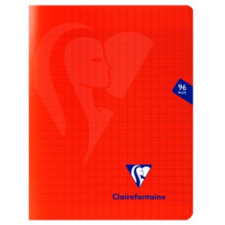 Petit Cahier Clairefontaine...