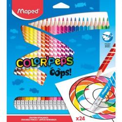 Color' Peps 24 crayons de...