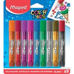Color' Peps 9 tubes de...