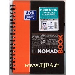 Cahier Oxford Nomad Book B5...