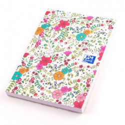 Bloc-notes Oxford Floral A6...