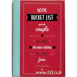 Notre Bucket List spéciale...