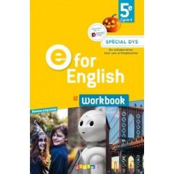 Spécial DYS Workbook E for...