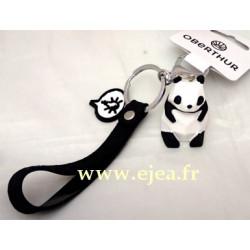 Porte clé origami Panda