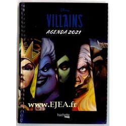 Agenda Disney Villains 2021