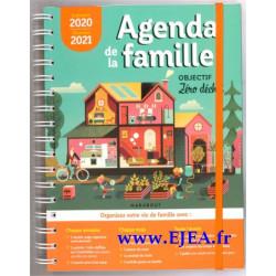 Agenda de la famille 2021...