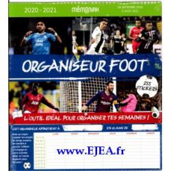 Calendrier Organiseur Foot...