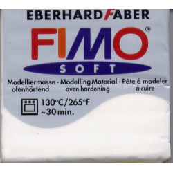 Fimo Soft Blanc 0