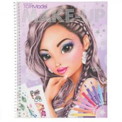 Top Model Make up Talita