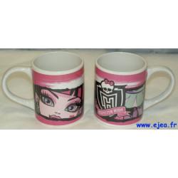 Monster High mini mug visage