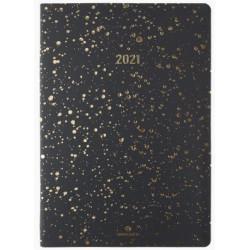 Agenda 2021 Céleste 25 Noir