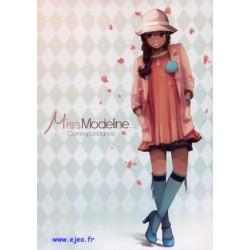 Miss Modeline Bloc A4 vert