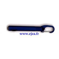 Stylo LED porte-clé Bleu