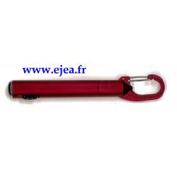 Stylo LED porte-clé Rouge