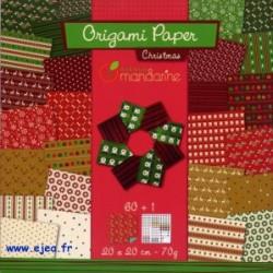 Papier Origami Noël Avenue...