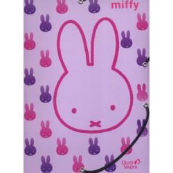 Chemise Miffy mauve