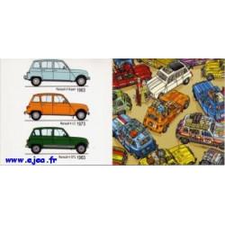 Carte Renault 4