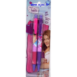 VIOLETTA 2 stylos bille