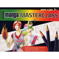 Manga Masterclass Derwent