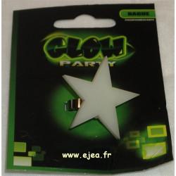 Glow Party bague étoile...