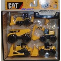 Engins de chantier CAT 5...