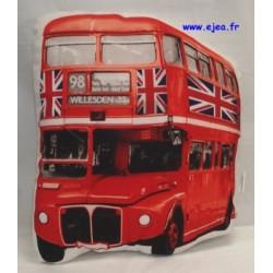 coussin forme UK Bus à...