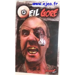 Œil gore Horror Party