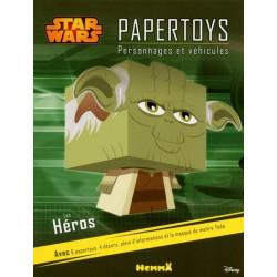 Star Wars PaperToys Les Héros