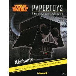 Star Wars PaperToys Les...