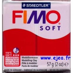 Fimo Soft Rouge Noël