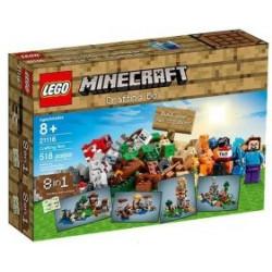 Lego Minecraft Boite de...