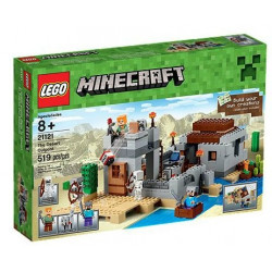 Lego Minecraft...