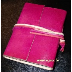 Carnet de notes Epigr'AM rose