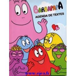Cahier de textes Barbapapa