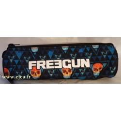 Freegun Trousse ronde Crânes