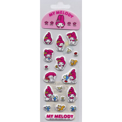 My Melody Autocollants mousse