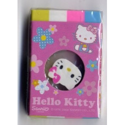 Gomme Hello Kitty 2 en 1