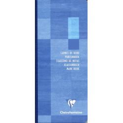 Carnet de bord Clairefontaine