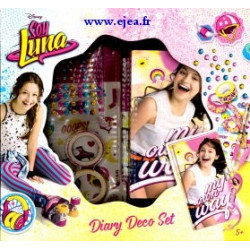 Soy Luna Set déco journal...