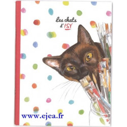 Cahier Les Chats d'Isy Les...