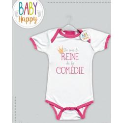 Baby Happy Body rose Je...