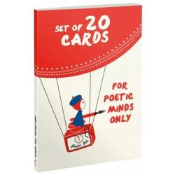 Nina Bloc de 20 cartes...