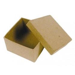 Mini boîte carrée Décopatch